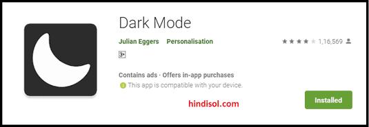 dark-mode-app