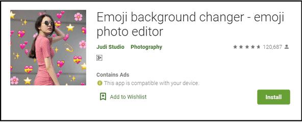 emoji-background-photo-banane-ke-liye-software