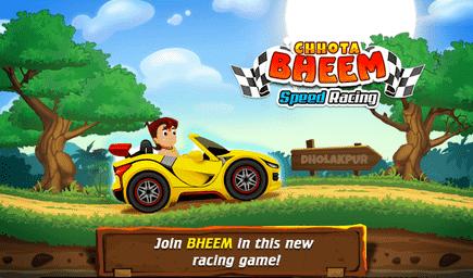 chhota bheem car racing game