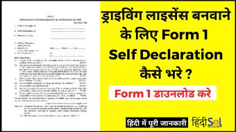 form-1-self-declaration