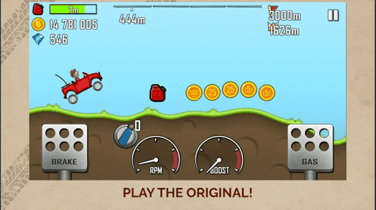 hill climbing racing game download