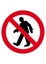 no-pedestrian